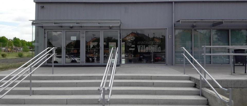 Polideportivo Villalbilla