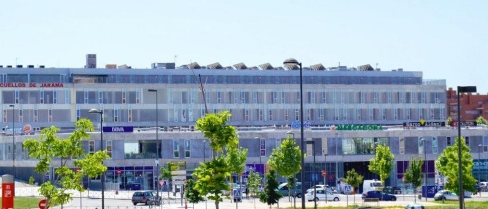 Centro Comercial Paracuellos del Jarama
