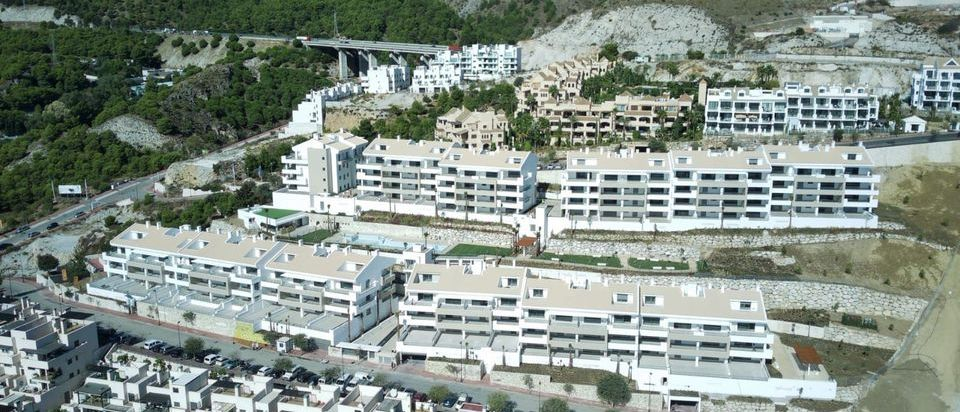133 viviendas Residencial Serenity, Benalmádena
